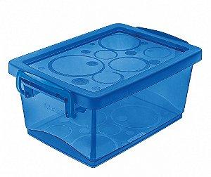 Organizador Ordene c/Alça 1,5L Azul