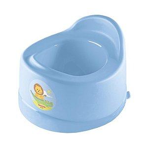 Penico Plástico Infantil Sanremo Azul