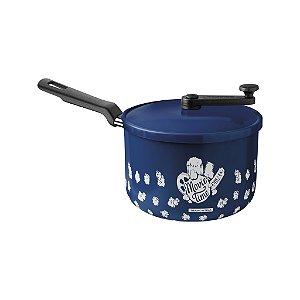 Pipoqueira Tramontina Loreto Starflon Max 20 Azul