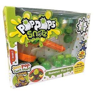 PopPops Slime Monster Multikids 18 Cáps+ 6Monstros