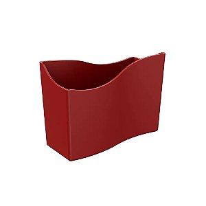 Porta Guardanapo Cozy Vermelho Bold Coza