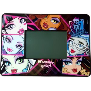 Tablet Infantil Candide Monster High Full Touch