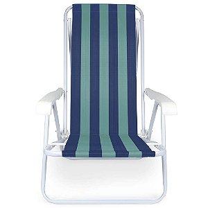 Cadeira Reclinável Mor Com 8 Posições