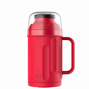 Garrafa Térmica Personal Vermelha 500ml - Termolar