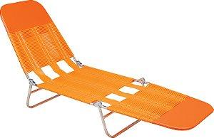 Cadeira Espreguiçadeira Mor PVC