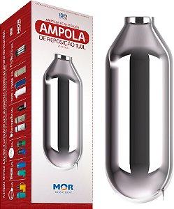 Ampola de Reposição Mor  Garrafa Térmica 1.0L