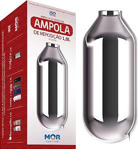 Ampola de Reposição Mor Garrafa Térmica 1.9L