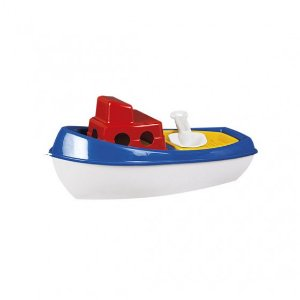 Barco Colorido Poliplac Infantil -