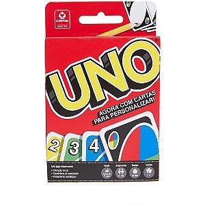 Jogo de Baralho Uno Com 114 Cartas - Copag