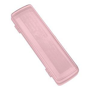 Porta Escova de Dentes Plástico - Sanremo