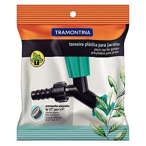 Torneira Tramontina P/Jardim Preta