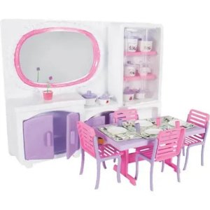 Sala de Jantar Lua de Cristal