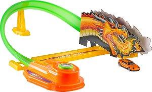 Carro Com Pista BS Toys Crazy Street Dragon
