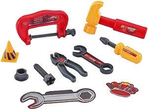 Brinquedos Etitoys Kit de Ferramentas Carros