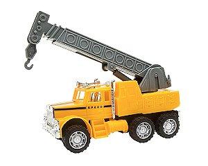 Brinquedo Pica Pau Caminhão Truck Construção