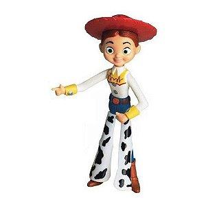 Boneco Lider Brinquedos Jessie Toy Story em Vinil