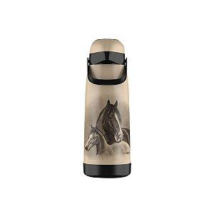 Garrafa Térmica Pressão Magic Pump 1,8L Termolar Campeiro