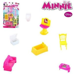 Kit de Casinha Minnie Etitoys
