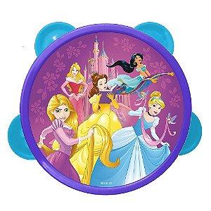 Pandeiro Infantil Etitoys das Princesas