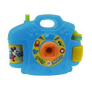 Brinquedos Etitoys Câmera Fotográfica do Mickey