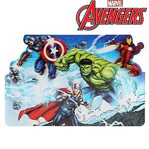 Jogo Americano Infantil Etihome 3D Dos Avengers