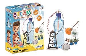 Brinquedo Steam Bateria Sustentável