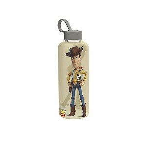 Garrafa Plástica Plasútil Toy Story Woody 480ml
