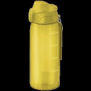 Squeeze Soprano 750ml Com Tubo de Gelo Amarela