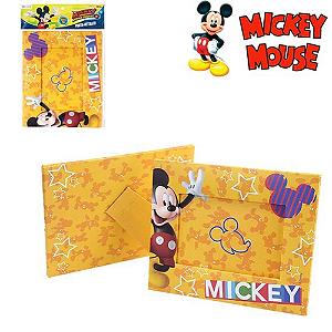 Porta Retrato C/Moldura 10x15  Horizontal Mickey