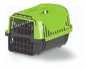 Caixa Transp Powerpets Cães/Gatos Evolution N1 Vd