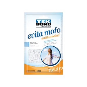 Desumidificador evita mofo Tek Bond 50g neutro
