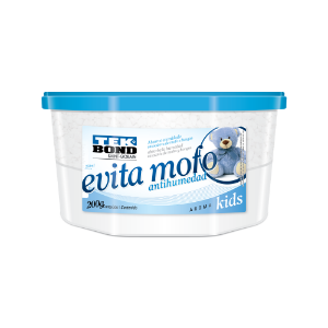 Desumidificador evita mofo Tek Bond 200g kids