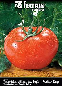 Semente de Tomate Gaúcho 400mg