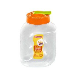 Garrafa Plástica Sanremo Gole Gut Citrus 250ml