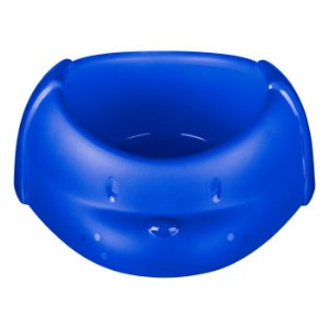 Comedouro Plástico Sanremo Cão 300ml Azul