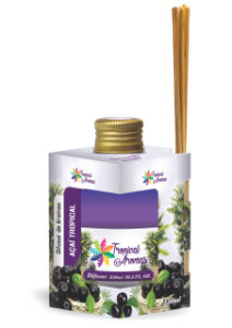 Difusor Tropical Aromas  250ml Açai Tropical