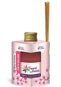 Difusor Tropical Aromas  250ml Flor de Cerejeira
