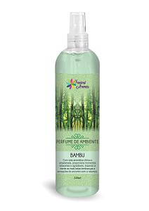 Perfume Ambiente 240ml Tropical Aromas Bambu