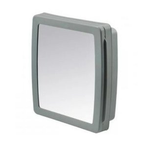 Armário Banheiro Herc Com Espelho Cz Escuro 2652