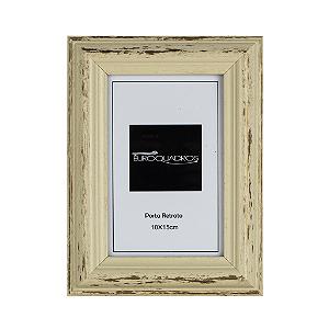 Porta Retrato Madeira Euroquadros 10x15 Rosseti
