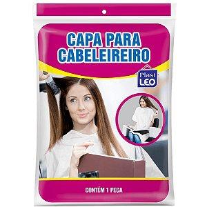 Capa Cabeleireiro/Barbeiro Plast Leo 956