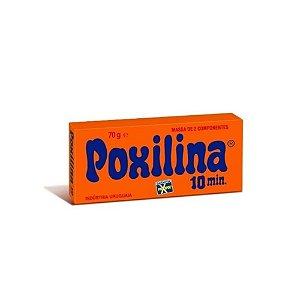 Cola Epóxi Poxilina 70g