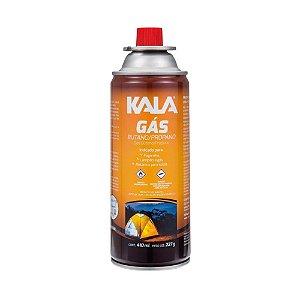 Cartucho Gás Kala 227G 410ML