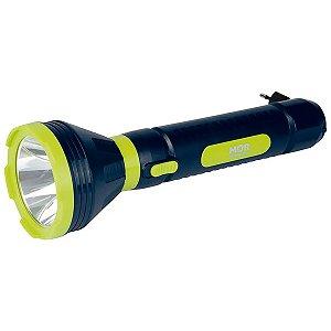 Lanterna Mor Recarregável 5W Power Led 250 Lúmens