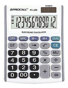 Calculadora de Mesa Procalc 12 Dígitos PC255