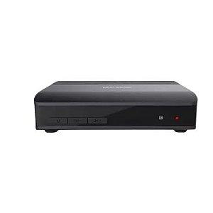 Conversor de TV Digital Multilaser RE219 c/ Botões de Controle