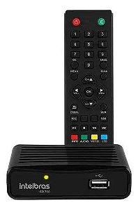Conversor Digital Intelbras Cd 700 para Tv com Gravador