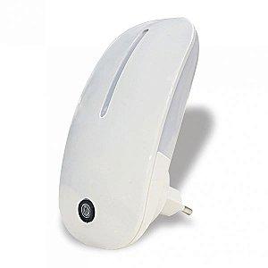 Luz Guia Collors Led com Sensor Taschibra 1W Branca
