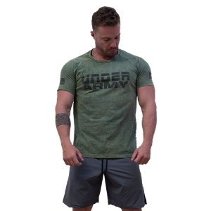T-SHIRT UNDER ARMY