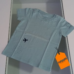 Camiseta infantil básica